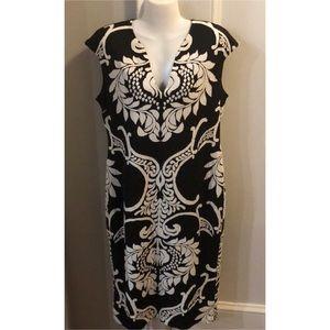 🎉HP- New York & Company Beautiful Dress Size L